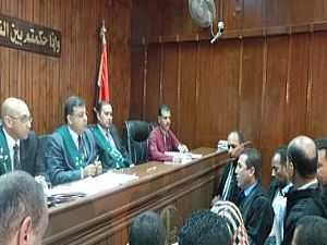 """إحالة 14متهما بـ""""حادث الفرافرة"""" الإرهابى للمفتى.. والحكم 11 أكتوبر"""
