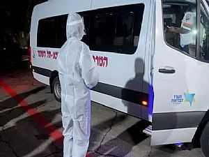 إسرائيل تعلن تسجيل أول حالة إصابة بفيروس كورونا.. صور