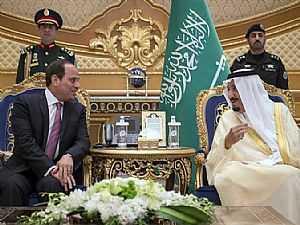 إعلام سعودى: 6 أهداف لقمة «السيسى وسلمان»