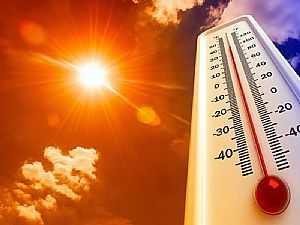 ارتفاع جديد في درجات الحرارة