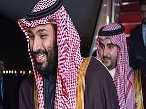 الأمير خالد بن سلمان مع شقيقه ولي العهد