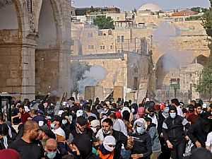 الأوضاع في القدس