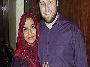 الجهادية وزوجها