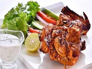 صورة الخبر: الدجاج بالبهارات الهندي
