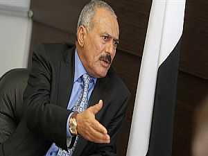 الرئيس اليمني الراحل عبد الله صالح