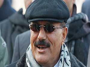 الرئيس اليمني الراحل على عبدالله صالح