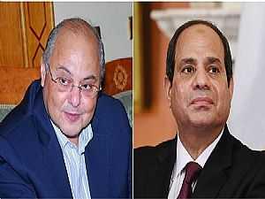 الرئيس عبد الفتاح السيسي و موسي