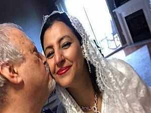 الزواج السري لخاشقجي من مصرية في أمريكا