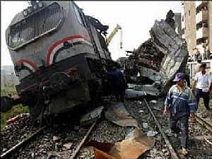 الصحة: لا وفيات أو إصابات جراء حادث انقلاب قطار أسوان