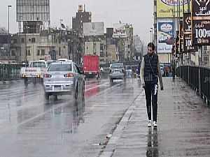 الطقس على القاهرة