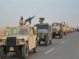 العملية العسكرية الشاملة سيناء