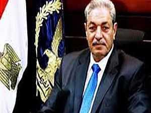 اللواء محمد حجى مدير أمن الدقهلية