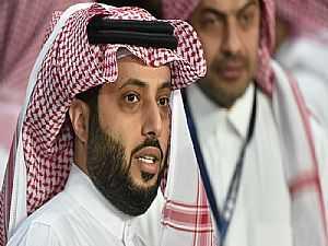المستشار تركي آل الشيخ