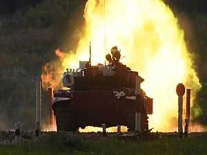 امتلاك مصر دبابات تي-90