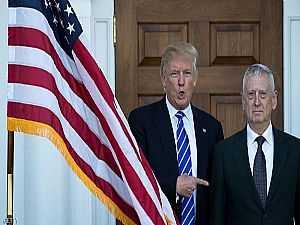 ترامب يختار الجنرال المتقاعد جيمس ماتيس لقيادة البنتاغون