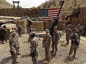 ترامب يعلن إرسال 4 الآف جندى أمريكى إضافى إلى أفغانستان