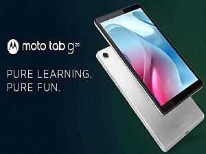 صورة الخبر: سعر ومواصفات الجهاز اللوحي Motorola Tab G20