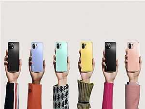 صورة الخبر: شاومي تكشف رسمياً عن هاتف Mi 11 Lite بسعر 299 يورو