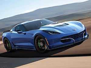 شركة أمريكية تقدم نسخة كهربائية من شيفروليه Corvette C7