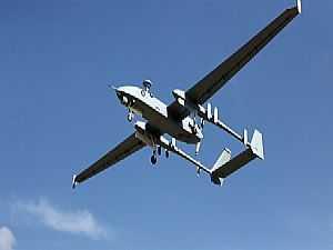 طائرة تجسس إسرائيلية