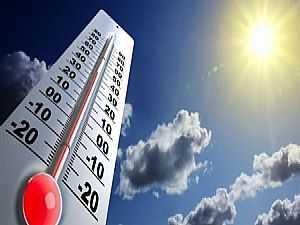 طقس اليوم شديد الحرارة