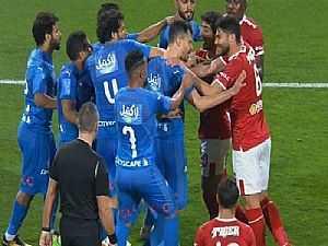كواليس طرد كهربا وخناقته مع عبدالله جمعة