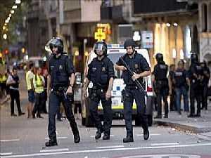 مصريون بين ضحايا حادث الدهس في برشلونة