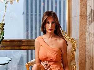 مصمم أزياء شهير يرفض تصميم ملابس لزوجة ترامب