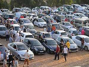 معرض سنوي للسيارات المستعملة المملوكة للجهات الحكومية والافراد
