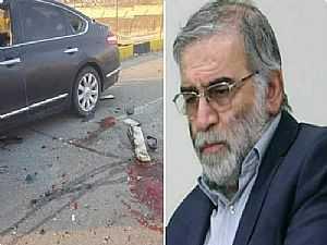"""مقتل العالم النووي """"محسن فخري زاده"""""""
