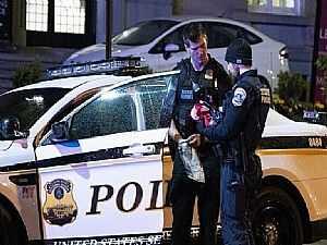 مقتل ضابط من شرطة ولاية واشنطن