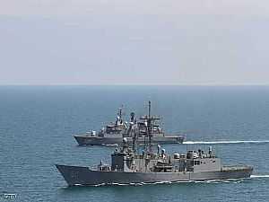 مناورة بحرية بالبحر الأسود