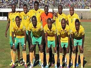 منتخب زيمبابوي