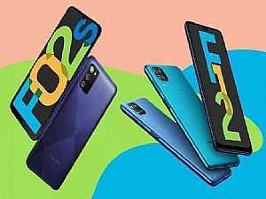 صورة الخبر: مواصفات وأسعار الهاتفين Samsung Galaxy F12 وGalaxy F02s
