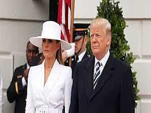 ميلانيا تضع ترامب في موقف محرج
