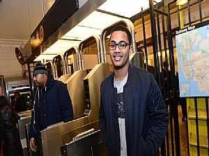 هكذا تحول هذا المراهق المسلم إلى بطل في نيويورك!