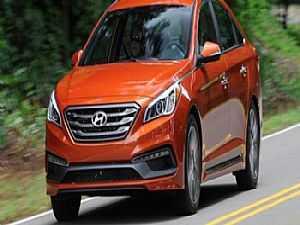 هيونداي تستدعي سوناتا 2015 الجديدة بسبب خلل في الفرامل Hyundai Sonata
