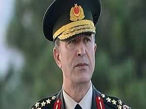 وزير الدفاع التركى