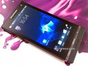 ���� �����: Sony Ericsson Nozomi ���� �� ����� ������� �������� ������� ��� ����� �������