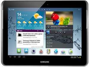���� �����: Galaxy Tab 2 10.1 ����� �� ������ �� �����