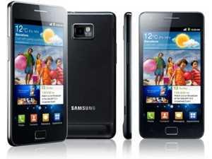 ���� �����: ������� ���� ����� ����� �� Galaxy S II