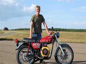 دراجة نارية تسير على زيت الطعام وتسجل رقم قياسى جديد فى السرعة News_ED1909A6-9382-4E1D-AD6E-5A6E8811F514