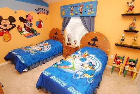 غرف اطفال ميكى ماوس اجمل صور عرب نت 5