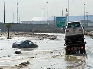 الكويت تتحول إلى مدن عائمة