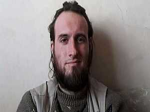 بالفيديو ... الداعشي الفرنسي في قبضة الجيش الحر السوري
