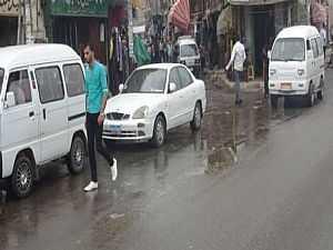 برد شديد وأمطار