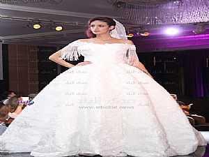 7c2d6fee5 تصميمات فساتين زفاف راقية لعام 2018.. صور   نور الله