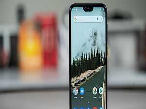 صورة الخبر: جوجل لم نقم بطلب ازاله اخفاء النوتش من هواتف Android One