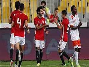 007e3deb0 في مباراة تحصيل حاصل.. بدلاء منتخب مصر يتعادلون مع النيجر 1/1.. فيديو