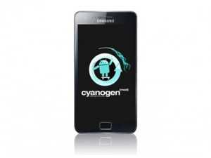 ���� �����: Samsung ���� Galaxy S II ���� ������ CyanogenMod